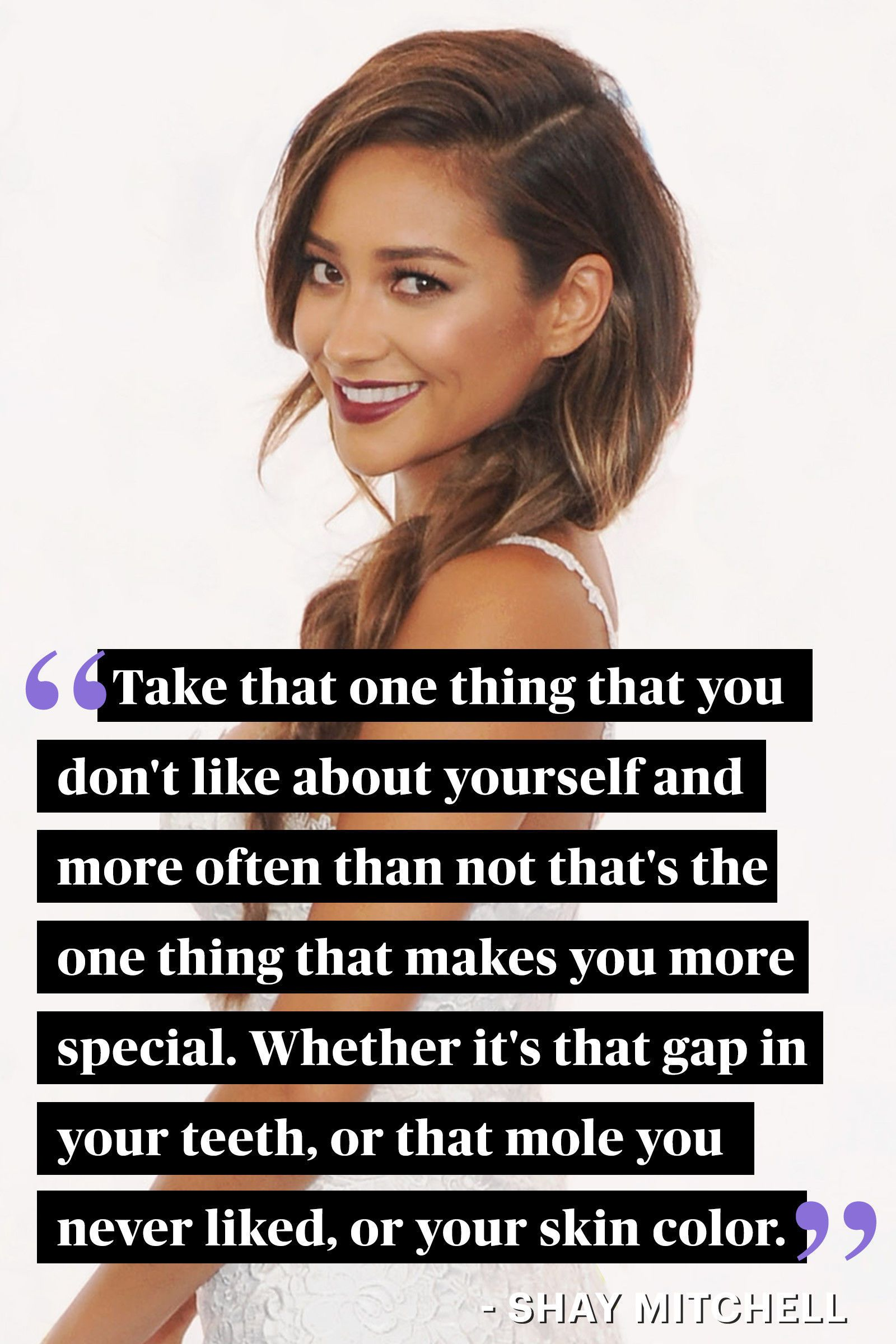 Best Celebs Quotes That'll Remind You How Beautiful YOU
