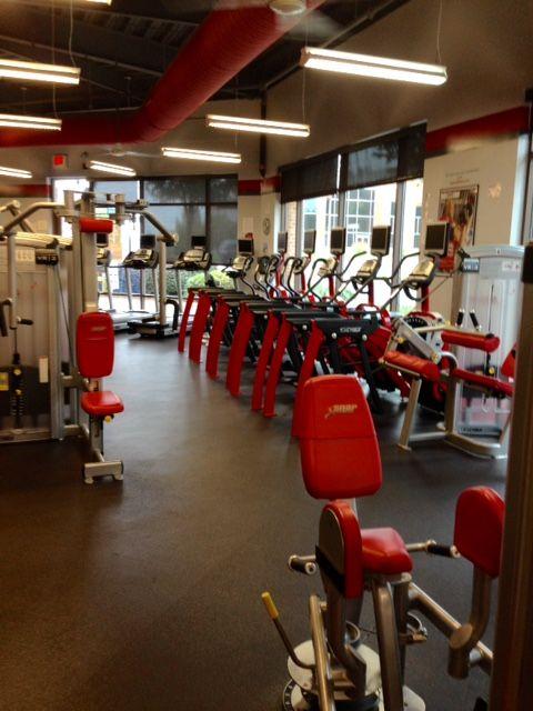 Davidson Nc 28036 Gym Fitness Center Health Club Home Fitness Center Home Decor