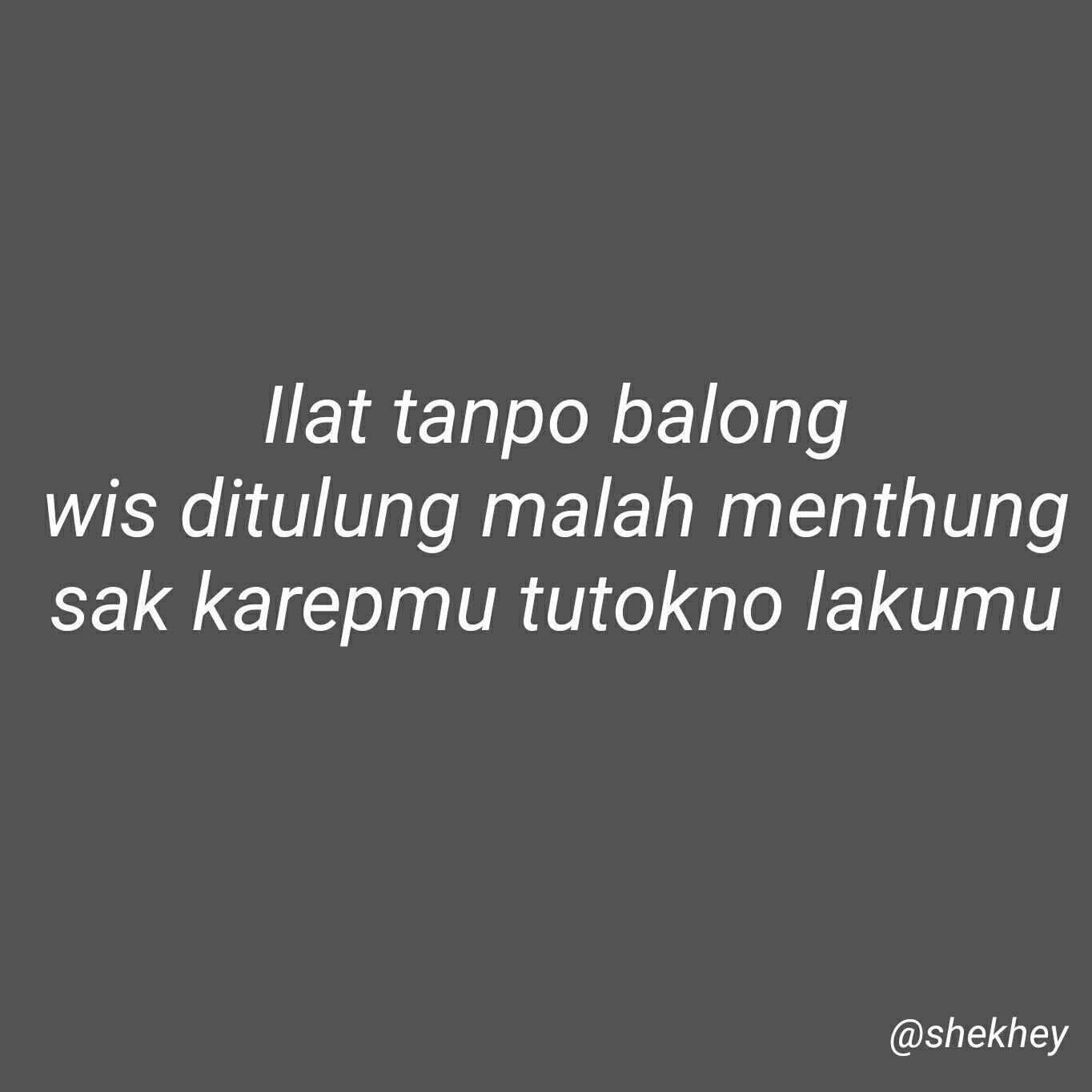 Quote Jawa Kutipan Kutipan Harian