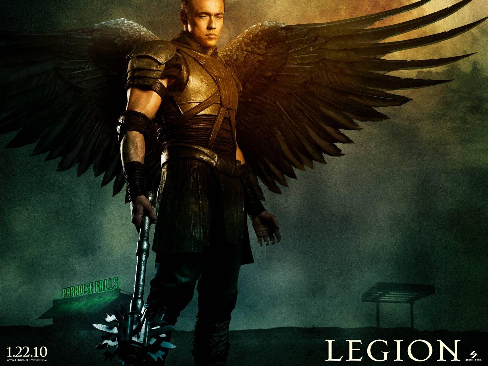 Paul Bettany Movie Case Legion Movie Archangel Gabriel