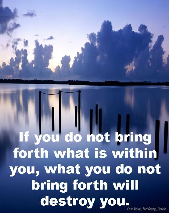 Bring Forth Your Light