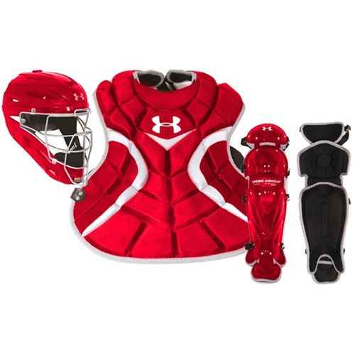 Under Armour Uack2 Srvs Victory Series Senior Catchers Gear Kit Www