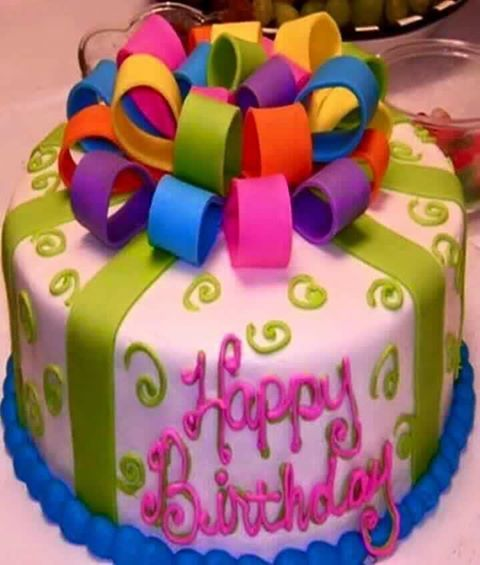 Image result for happy birthday cakes and balloons images I