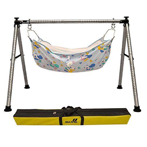 Multipro Quick Set up New Born Baby Sleep Swing Cradle