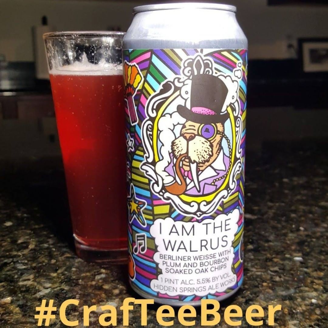 I Am The Walrus I Am The Walrus Beer Images Beer Pictures