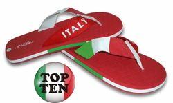 baa5c04273acf Italy Flip Flops - On SALE  17.95
