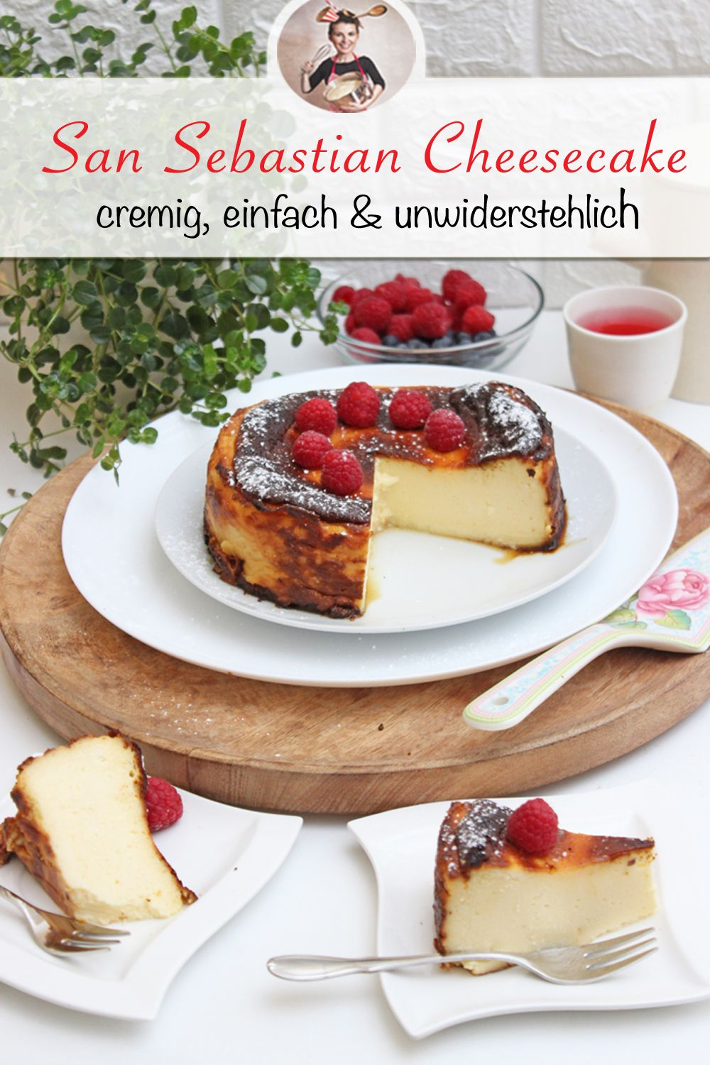 Photo of Sankt Sebastian Cheesecake – Irresistibly creamy