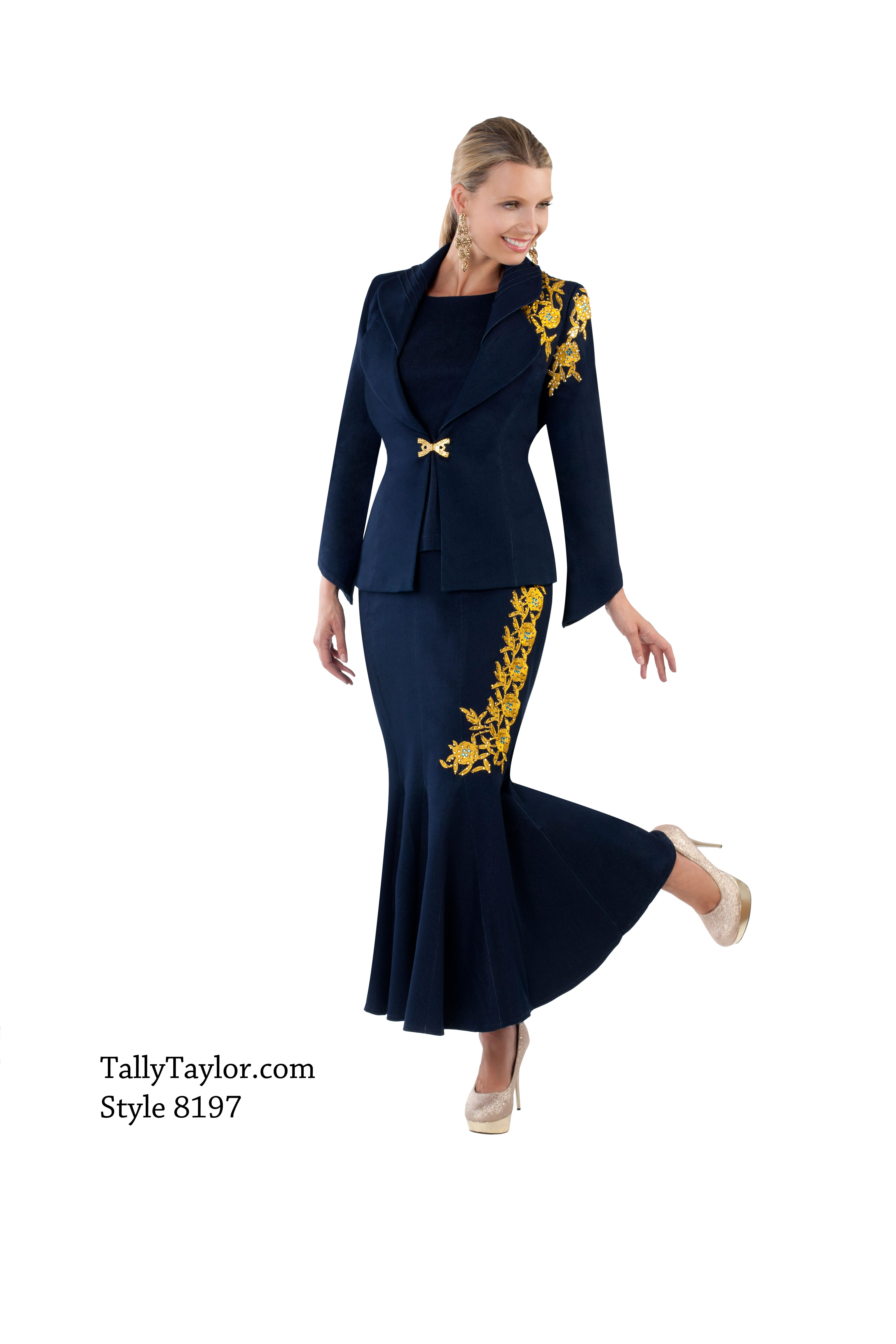 Womens Denim Suits by Odeliah - www.ExpressURWay.com - Womens ...