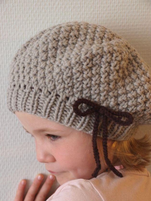 tricoter un bonnet mode d'emploi