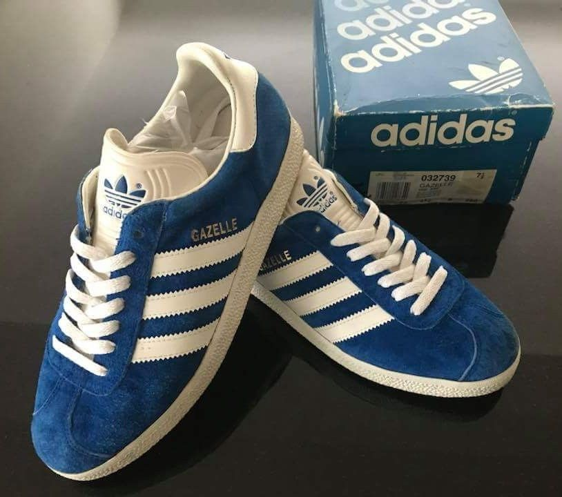 Chinese made Gazelles from 1993.. | Sneakers I Love | Adidas