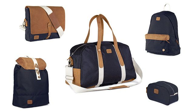 Collection capsule Faguo en nylon et nubuck #faguo #sac #backpack