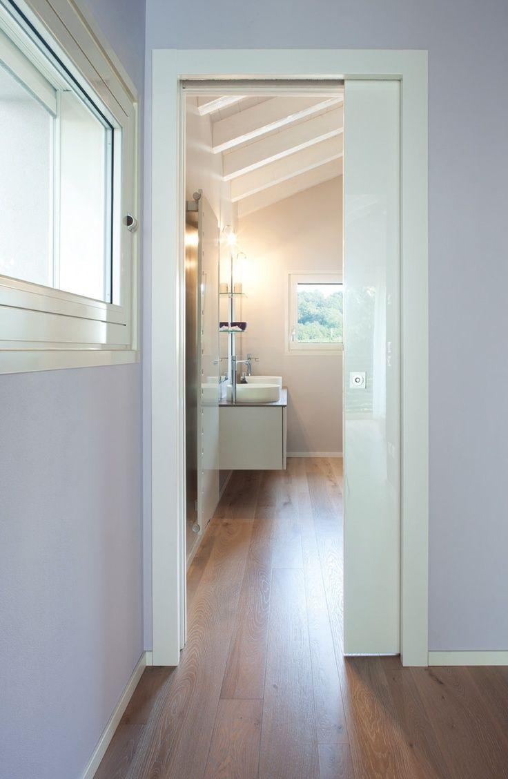 Badezimmer design tür  magische taschentüren für ihren kleinen raum  badezimmer