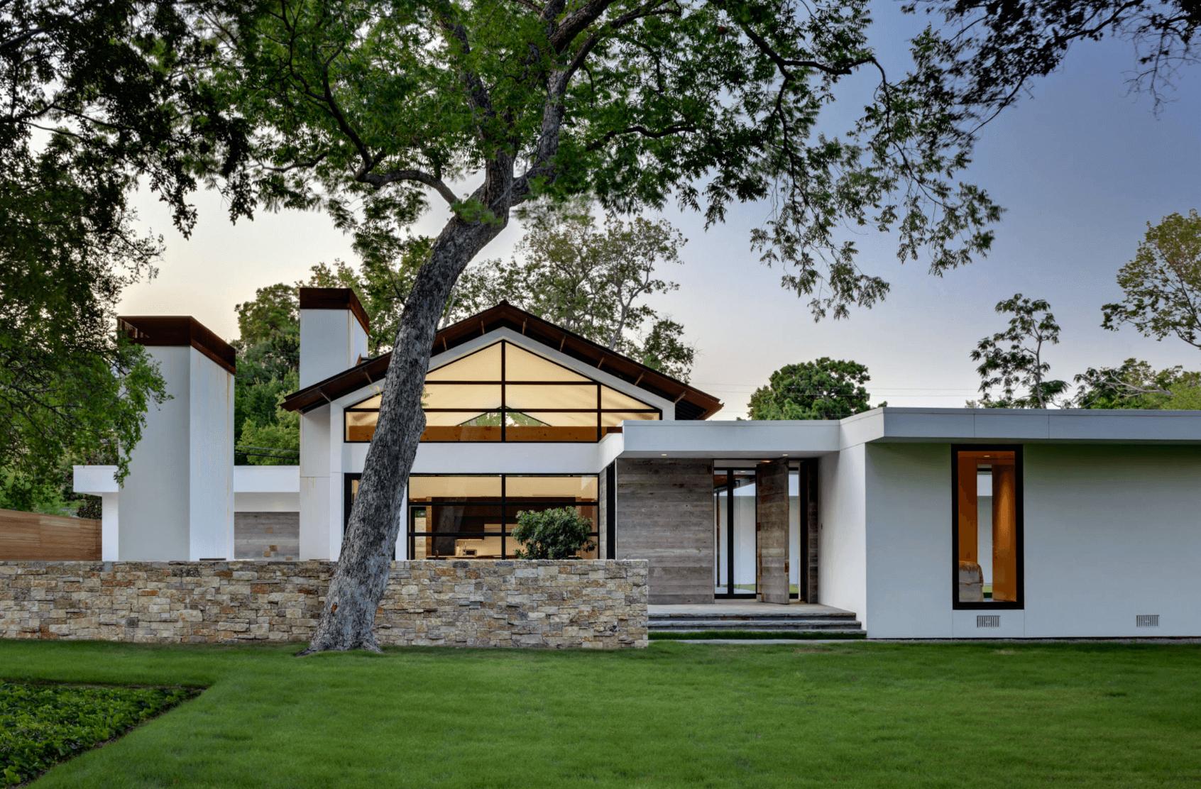 Modern Ranch Homes