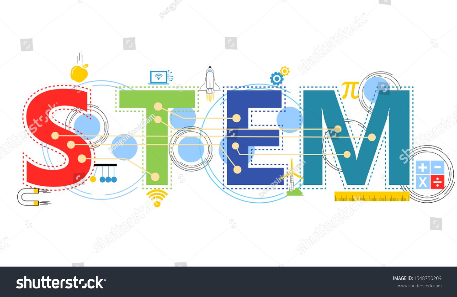 Stem Education Science Technology Engineering Mathematics Gear Calculate Ad Aff Science Technology St Stem Education Science And Technology Education