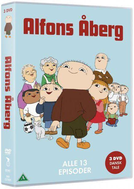 Alfons Aberg Episode 1 13 Dvd Film Dvdoo Dk Film Dvd