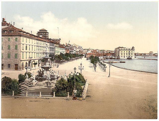 Old Pictures Of Croatia 100 Years Ago Croatia Old Pictures Makarska Croatia
