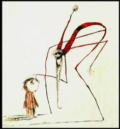 tim burton concept art nightmare before christmas - Google Search ...