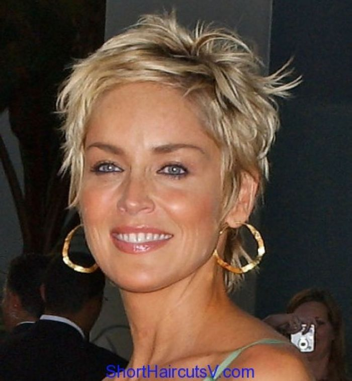 Short Hairstyles for Women Over 60 | Short Shaggy Haircuts For Women Over 60 | Short Hairstyle 2013