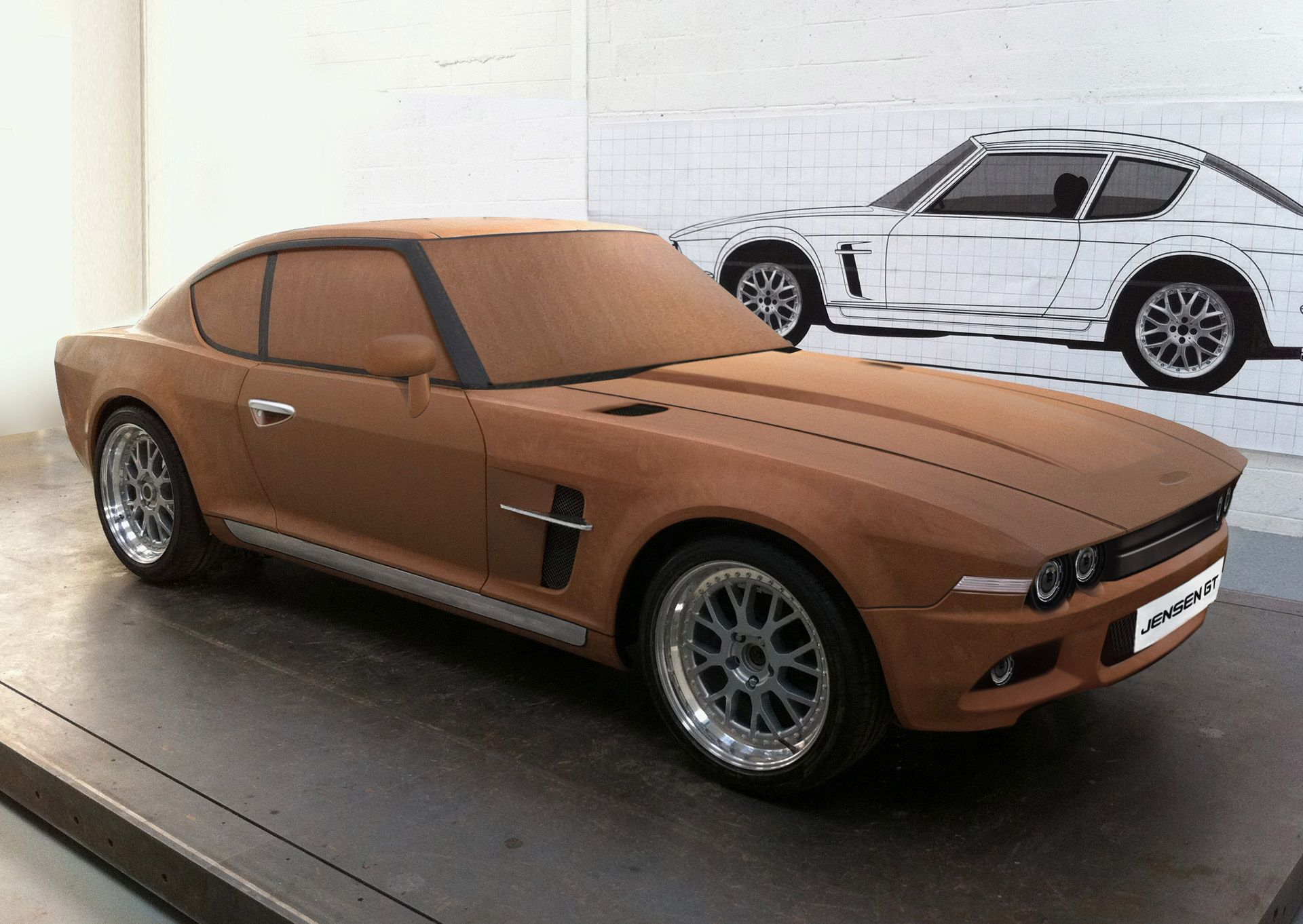 British sports car brand Jensen was recently revived, for the second time (the first attempt was in the early 2000s), and is planning to launch a successor for the famous Interceptor grand tourer last produced in 1976 when the original Jensen went under. However, before you write this off as yet...