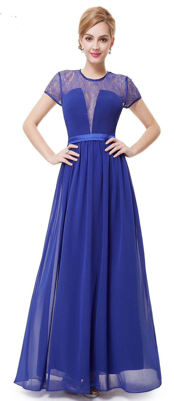 Lacey Long Evening Party Dress | Belleza | Pinterest | Estilo de ...