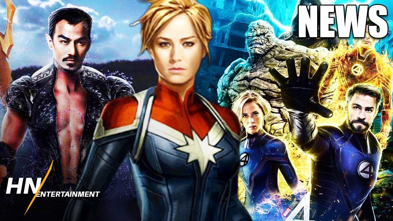 Marvel Phase 5 Plans and New Character Announcements Rumored
