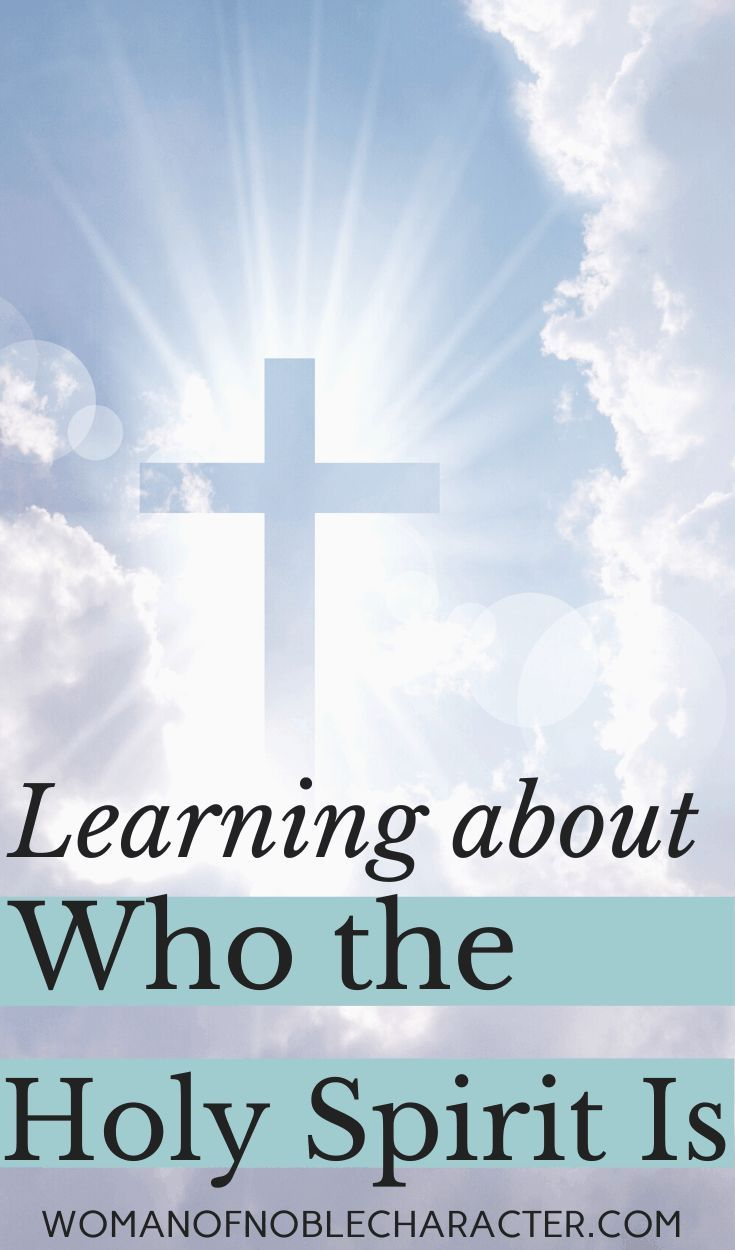 Who Is The Holy Spirit And 17 Things He Does For Us Who is the Holy Spirit and 17 things He does for us. Plus prayers to the Holy Spirit and Bible verses exploring what the Holy Spirit is.