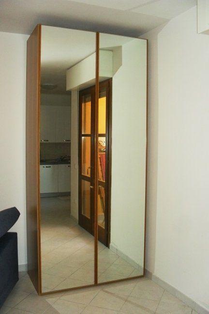Armadio a specchio mobili da soggiorno annunci for Armadio guardaroba da soggiorno