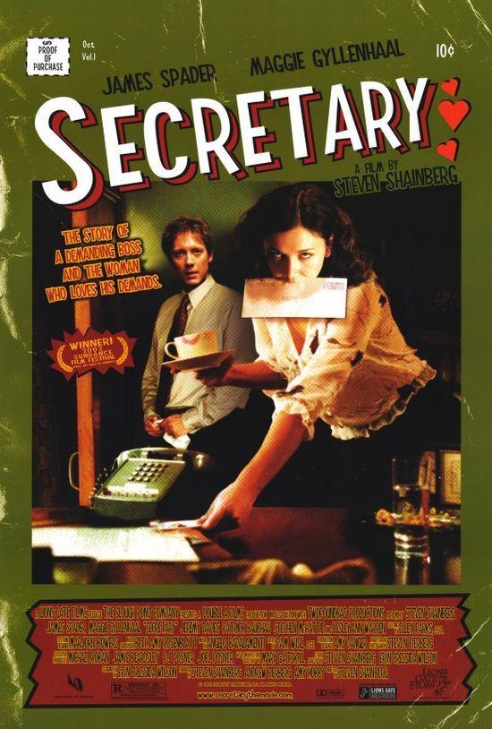 Secretary 2002 Secretary Movie James Spader Free Movies Online