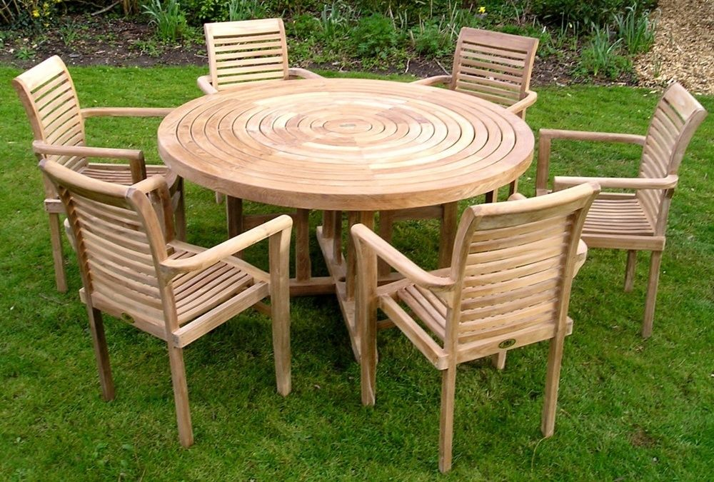 Teak Garden Table Set Outdoor Wood Furniture Outdoor Teak Chair Teak Outdoor Furniture