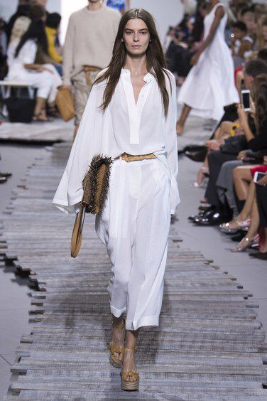 Michael Kors Collection Spring 2018 Ready-to-Wear Fashion Show