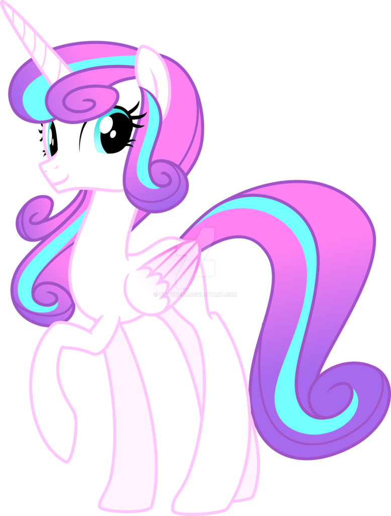 Princess Flurry Heart by Nstone53 | My Little Pony Friendship is ...