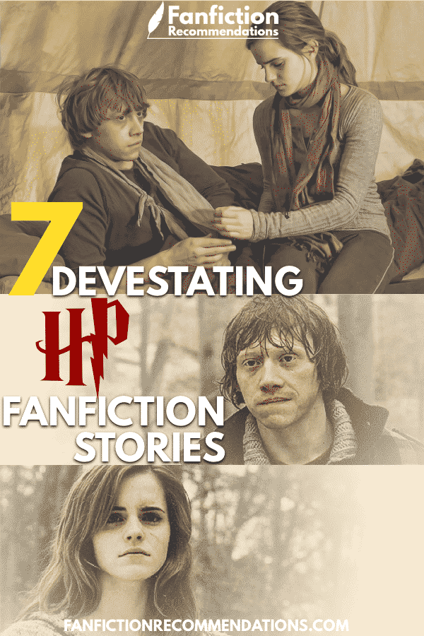 7 Devastating Harry Potter Fanfiction Stories That Ll Shock You To Your Core Fan Fiction Stories Harry Potter Fanfiction Harry And Hermione Fanfiction