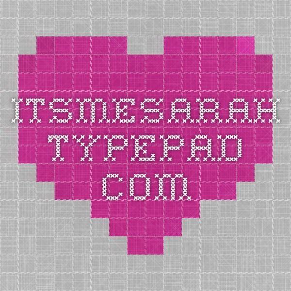 itsmesarah.typepad.com free pattern for Sunny Bunny