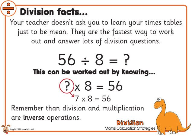 Teacher's Pet Displays » Division Strategy Posters » FREE ...