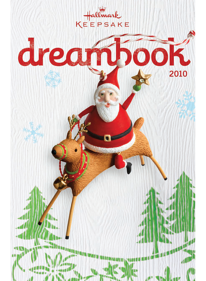 Hallmark Dream Book 2020 Browse Keepsake Ornaments