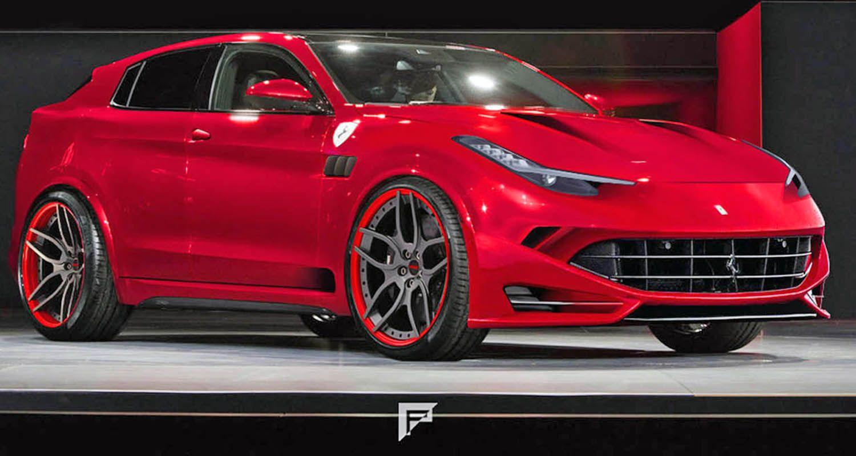 فيراري بوروسانغوي 2021 قادمة بالتأكيد لتضع لامبورغيني أوروس عند حدها موقع ويلز Ferrari Car Bmw Car