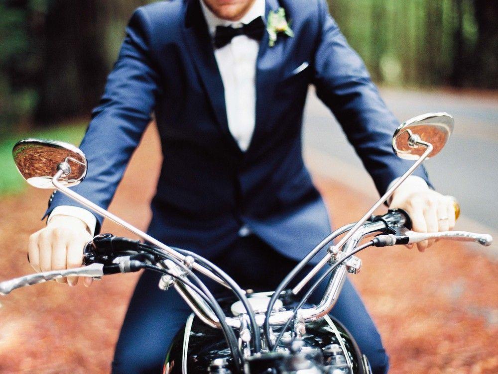 Redwood elopement session love photography boho wedding