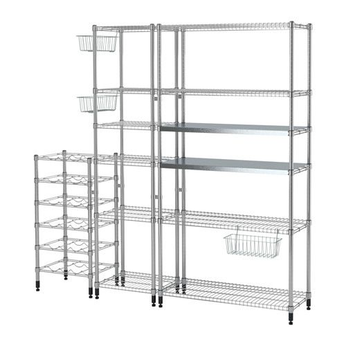 Maybe For Laundry Room Replace Cabinet Counter With A Shelving Unit