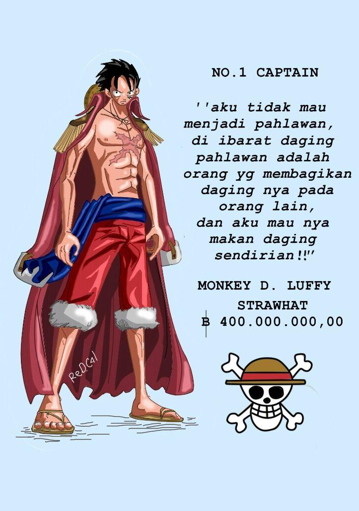 Quotes Anime One Piece Indo
