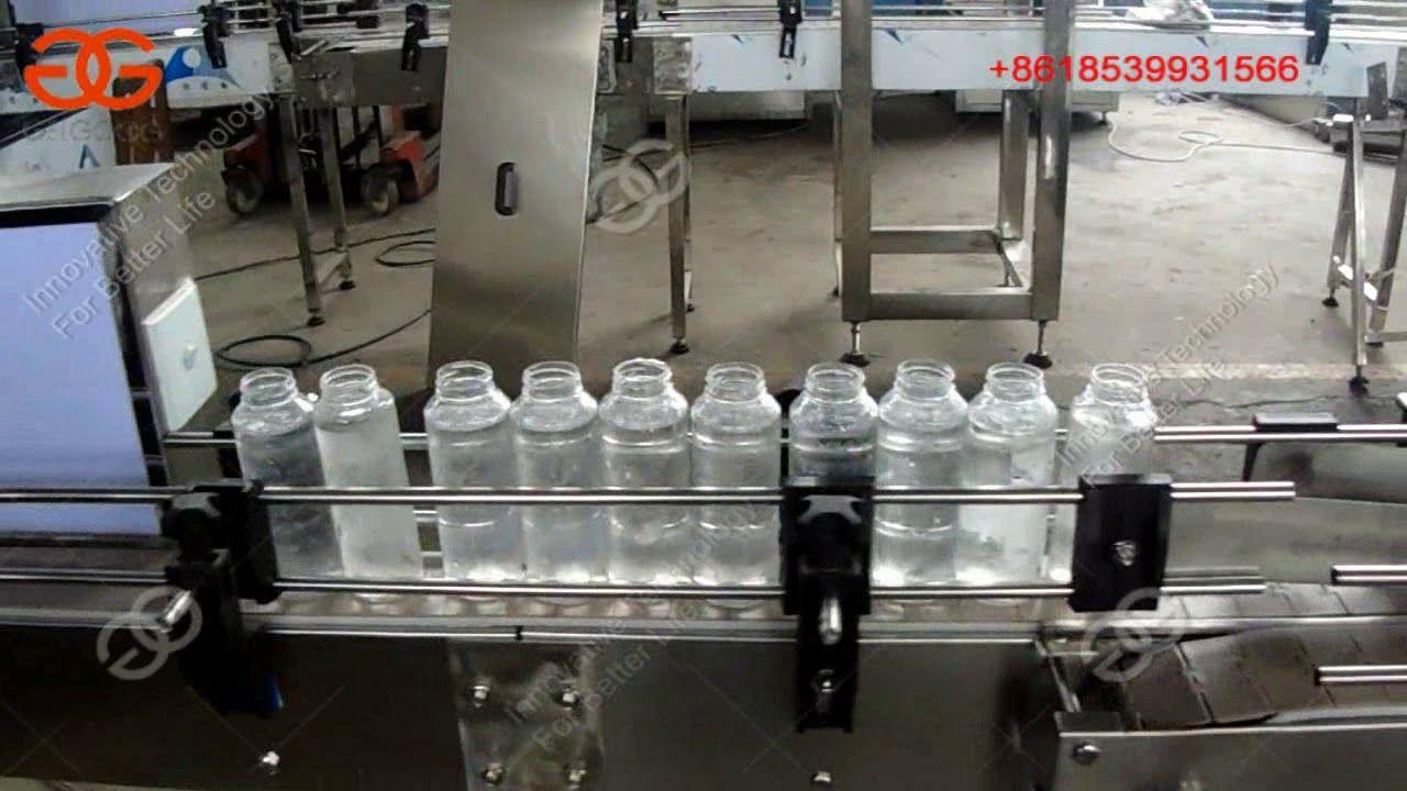 Fruit Juice Packing Machine Small Scale Juice Bottling Equipment Juice Packing Machine Juice Fruit Juice