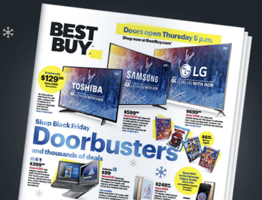 Best Buy Black Friday 2018 Ad Live Now Cool Things To Buy Black Friday Sale Black Friday