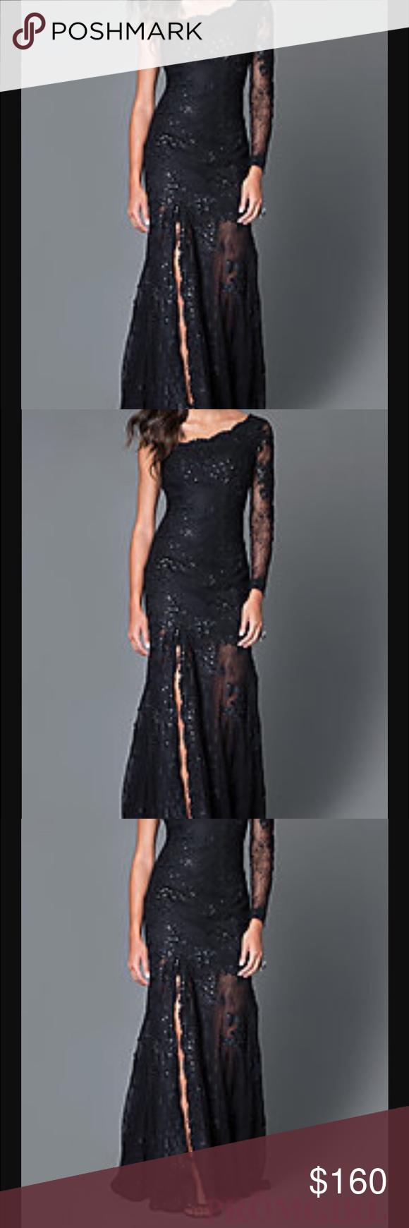 Beautiful black formal prom dress nwt formal prom dresses formal