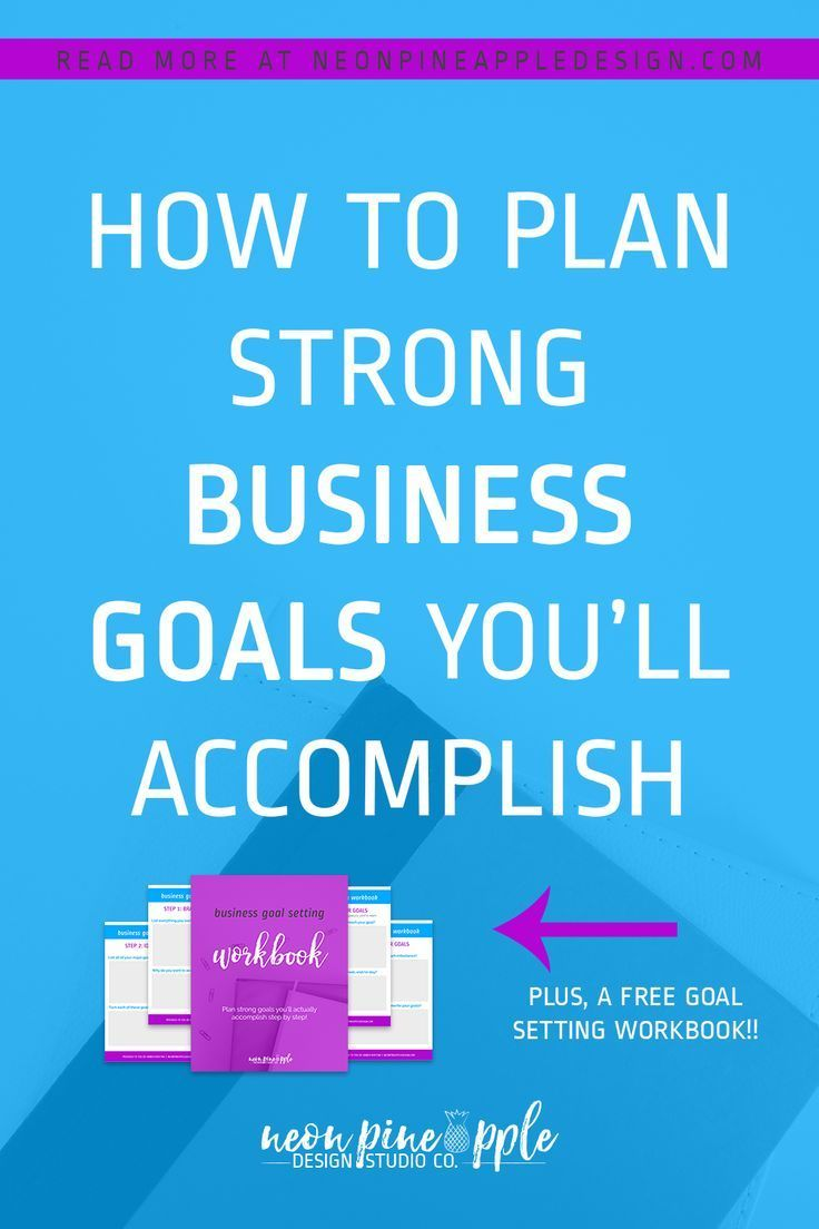 We know how freaking important goal setting is for our