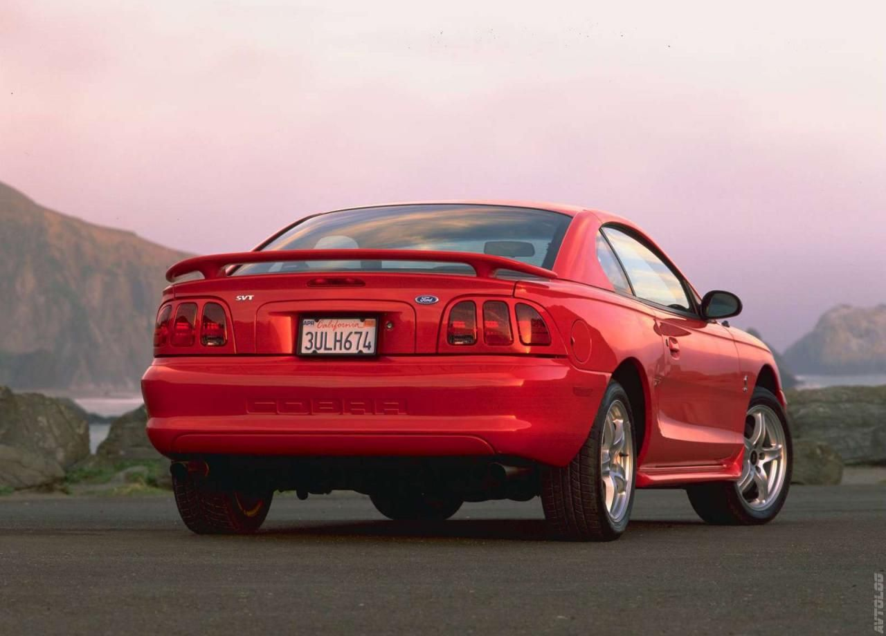1998 ford mustang cobra my 3rd mustang red hawt sweet ride