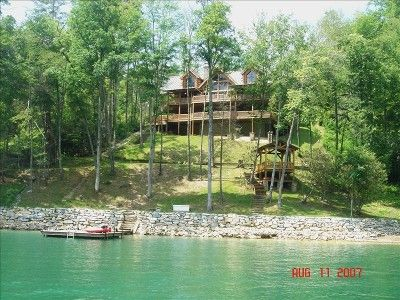 peaceful view cabins in lake carolina image north cabin rentals a nantahala rental of inside luxury beautiful log