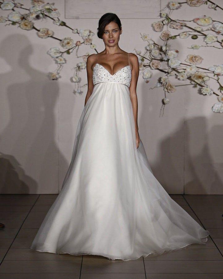 Pin By Wedding Queen On Cheap Wedding Dress Designer Maternity Bridal Gowns Wedding Dresses Pregnant Wedding Dress
