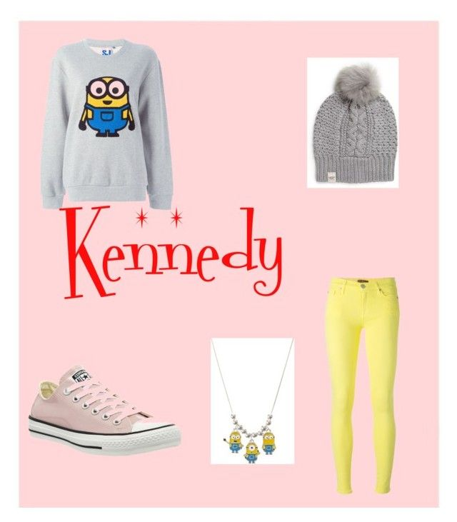 """Kennedy"" by lillie-fictionfashion on Polyvore"