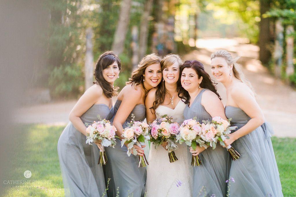 Camp Wedding Bridesmaid Dresses By Jenny Yoo In Mayan Blue