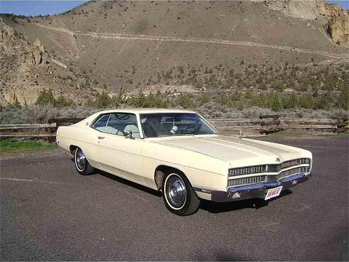 1969 Ford Galaxie 500 Xl Cars Pinterest And Wiring Diagram 1953 Customline Tudor Falcon Thunderbird Motor