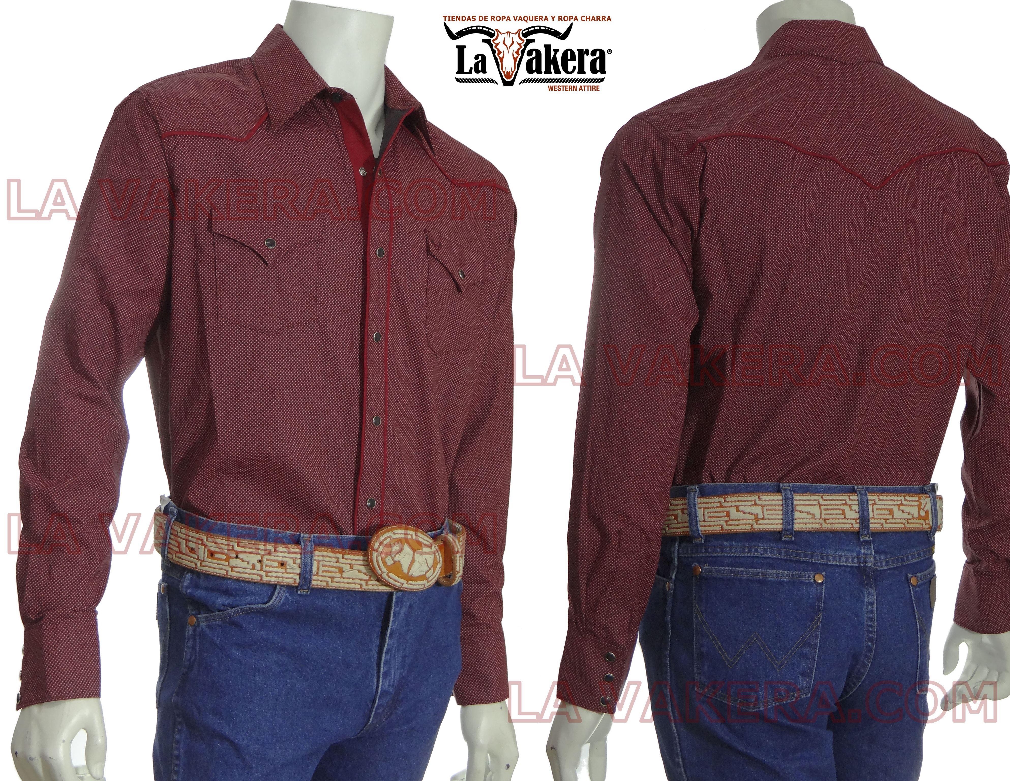 70d072de03 Camisa Vaquera Rodeo Carte - La Vakera - Ropa Vaquera